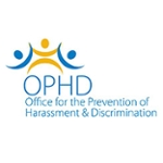 Office for Prevention of Harassment and Discrimination Logo